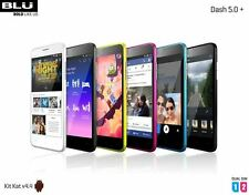 Blu Dash 5.0 D410A 3G Dual SIM Android 4.2 Unlocked GSM Phone New ALL COLORS