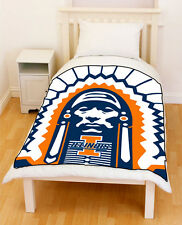 Illini Illinois Fleece Blanket / Fleece Throw