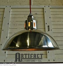 Aluminium Lamp Shade Pendant Set Ceiling Light Vintage Industrial Modern