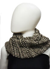 Stripe Knit Infinity Scarf WARM AND HEAVY STYLE 8 COLORS BUY 5 GET 1 FOR FREE