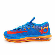 Nike KD VI Elite [642838-400] Basketball Photo Blue/Orange-Atomic Mango