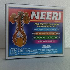 AIMIL NEERI Tablet-Dissolving Urinary Stones,Urinary tract Infection Unisex30tab