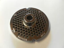 SALVADOR MINCER PLATE FOR SIZE 12 (100% GENUINE) - 3mm to 18mm