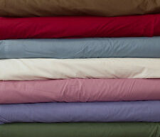 "109/110"" Percale Sheeting-- WHOLESALE FABRIC --14 Colors - 25 Yard Bolt"