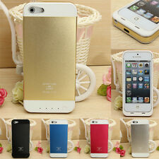 3500mAh External Battery Power Bank Backup Charger Case Cover For iPhone 5/5s