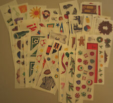 CREATIVE MEMORIES STUDIO STICKER STRIP  LOT #5 - YOU PICK