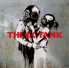 BLUR - THINKTANK ALBUM COVER CANVAS ART