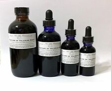 Valerian Root Tincture Extract, Insomnia, Anxiety, Stress Relief, Sleep Aid