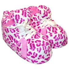 Snooki's Pink Leopard Print - Slippers