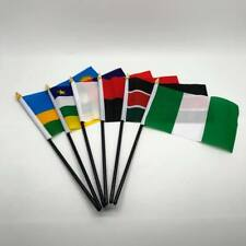 Table Desk Top Flags AFRICA FLAG AFRICAN Algeria Angola Without Base African UK