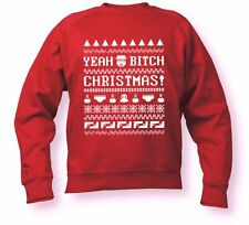 Heisenberg Breaking Bad Jesse pinkman Christmas Cook Meth Sweatshirt Jumper