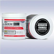 USP LABS JACK3D ADVANCED (45 SERVING) not micro jacked no dmaa free jack