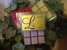 Lapis Pond Fragrance Cakes ~ 3.2oz ~ Scentsy scented wax warmer type bar tart