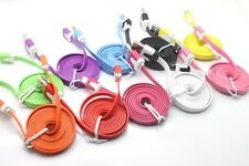 1Meters Micro Colorful USB Charger Cable Data Sync Line For Andriod Cell Phone