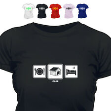 Dog Kennel Worker Owner Gift T Shirt Daily Cycle Care 888