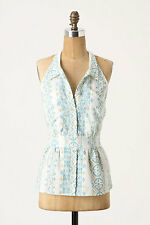 ANTHROPOLOGIE Antiquarian Blouse by Maple by Some Odd Rubies 10 Retail $78