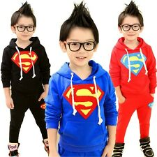 NEW Cotton Boys cartoon clothing sets Children spring fall clothes sets LZ-T0323