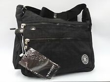 Kipling Bag Shoulder Crossbody Nwt Handbag Black Tote New Cross Body Purse Alvar