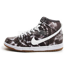 Nike Dunk High Premium SB [313171-023] Skateboarding Tye Dye Black/White