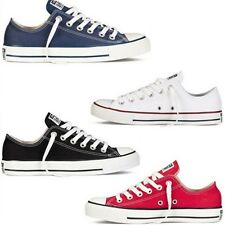 Women's Canvas ALL STARs Chuck Taylor Ox Low Top Flats Shoes Preppy Sneakers AU