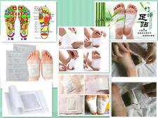 100/50/RGG Hot Detox Foot Pads Patch Detoxify Toxin Adhesive Keeping Fit Healthy