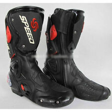 Motorcycle Men Racing boots Waterproof Motocross Boots Motorbike Shoes B1001XZe5