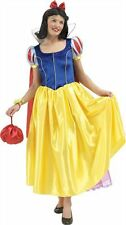 Disney Classic Snow White Book Movie Theme Costume Party Fancy Dress