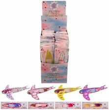 Flying Fairy Gliders Planes Children Party Bag Filler Kids Pretty Girls Pink Toy