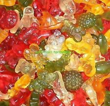 Haribo Games Mix Jelly Sports Themed Olympic Gummy Fruit Retro Novelty Sweets