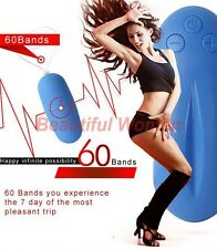 60 Speeds Wireless Remote Control Egg Body Personal Massage Vibrate Bullet