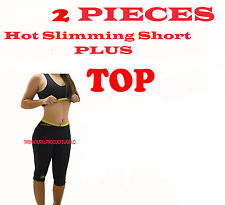 Hot Slimming Shapers Shorts +Top,SHAPERS,HOT PANTS,SHAPER,THERMO HOT BELT SAUNA.