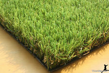 40mm Top Quality Artificial Grass Astro Fake Lawn Garden Turf -UK Free Delivery!