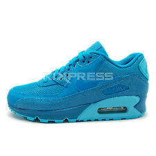 Nike WMNS Air Max 90 PREM [443817-401] NSW Running Lacquer/Clearwater