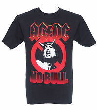 ACDC - NO BULL CIRCLE ANGUS - Official AC/DC T-Shirt - HARD ROCK - New M L XL