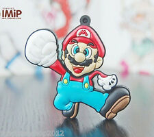 Cartoon Mario model USB 2.0 Memory Stick Flash pen Drive 4GB 8GB 16GB 32GB AP485
