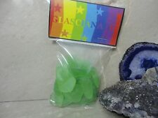 Glascianado Hand Crafted&Tumbled Beach/Surf/Sea Art Glass 1/4 Pound Lb Pieces A1