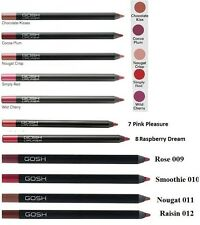 Lip Liners - GOSH - Velvet Touch Lipliner Amazing color & extremely durable