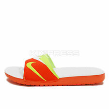 Nike Solarsoft KD Slide 2 [704812-810] Slide Total Orange/White-Volt