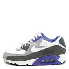 Nike Air Max 90 Essential [537384-122] NSW Running White/Silver-Grey