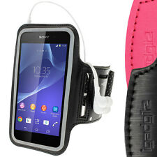 Running Jogging Sports Armband for Sony Xperia Z3 D6603 & Z3+ E6553 Fitness Gym