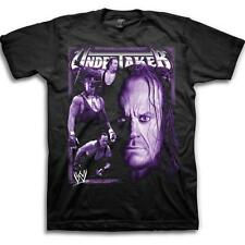 "UNDERTAKER ""COLLAGE"" WWE AUTHENTIC ADULT BRAND NEW SHIRT"