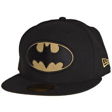 New Era 59Fifty Cap - REFLECT Batman black / gold