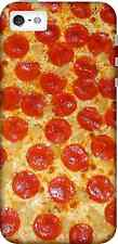 Pizza Pepperoni Phone Cover Case Fast Food Retro Vintage Cool Funny Snacks Slice