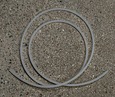 Lathe belt for watchmakers lathes 3mm 4mm 5mm plastic belting 1m lengths