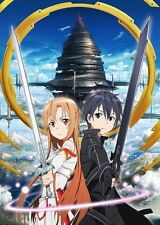 019 Sword Art Online Japanese Anime POSTER ART PRINT A4 A3 BUY 2 GET 3RD FREE