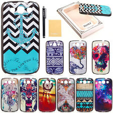 New Hot Design Cute Pattern Hard Case Cover Back Protector For Samsung Galaxy S3