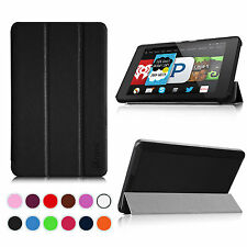 "For Amazon Fire HD 6"" SmartShell Case Ultra Slim Lightweight Sleep/Wake Cover"