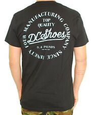 DC Shoes Bags T Shirt Black  Skater Streetwear