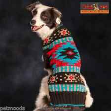 CHILLY DOG Sweater Organic Wool Navajo Indian Southwest XS L XL XXXL