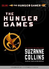 The Hunger Games 1 by Suzanne Collins (2008, CD, Unabridged)